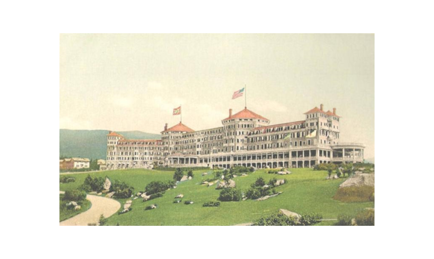 Figure 1: The hotel where the Bretton Woods Conference was held (New Hampshire, USA)